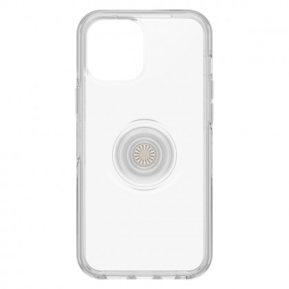 OTTERBOX OTTER + POP SYMMETRY CLEAR iPhone 12 CLEAR