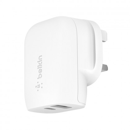 Belkin WCB004 BOOST↑CHARGE™ 32W USB-C PD + USB-A Wall Charger