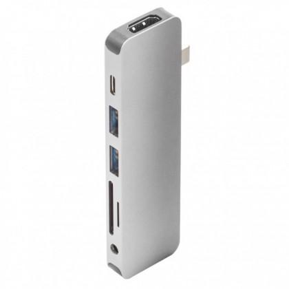 [9.9 COMBO] Hyper GN21D Solo 7 in 1 USB-C Hub + GAN 66W USB-C Charger